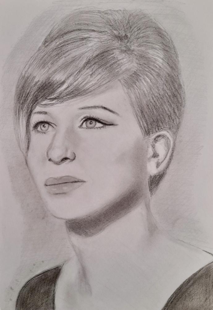 Barbra Streisand par paulb